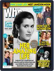 WHO (Digital) Subscription January 16th, 2017 Issue