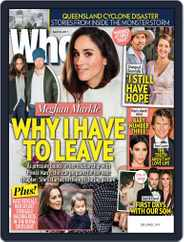 WHO (Digital) Subscription March 30th, 2017 Issue