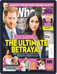 WHO (Digital) Subscription March 9th, 2020 Issue