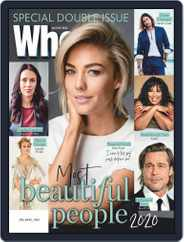 WHO (Digital) Subscription April 20th, 2020 Issue