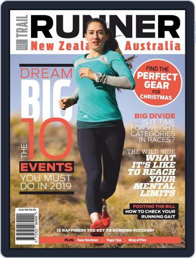 Kiwi Trail Runner December 1st, 2018 Digital Back Issue Cover