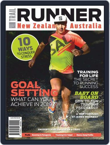 Kiwi Trail Runner February 1st, 2019 Digital Back Issue Cover