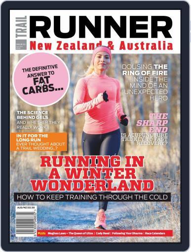 Kiwi Trail Runner June 1st, 2019 Digital Back Issue Cover