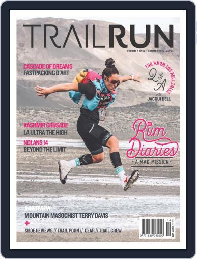 Kiwi Trail Runner December 1st, 2019 Digital Back Issue Cover