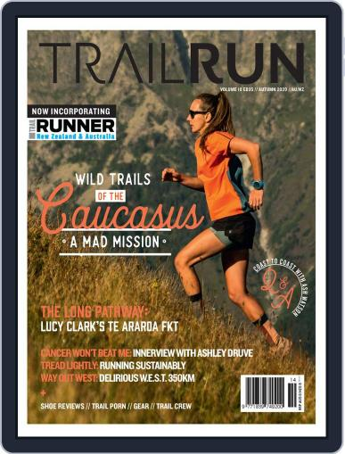 Kiwi Trail Runner March 10th, 2020 Digital Back Issue Cover