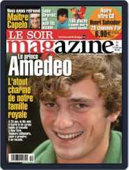 Soir mag (Digital) Subscription March 18th, 2011 Issue