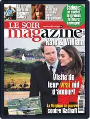 Soir mag (Digital) Subscription March 22nd, 2011 Issue