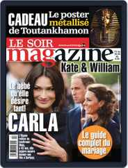 Soir mag (Digital) Subscription April 27th, 2011 Issue