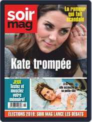 Soir mag (Digital) Subscription April 13th, 2019 Issue