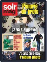 Soir mag (Digital) Subscription June 15th, 2019 Issue