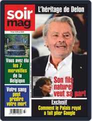 Soir mag (Digital) Subscription September 14th, 2019 Issue