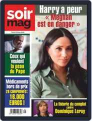 Soir mag (Digital) Subscription October 12th, 2019 Issue