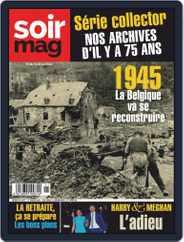 Soir mag (Digital) Subscription March 14th, 2020 Issue