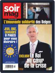 Soir mag (Digital) Subscription April 4th, 2020 Issue