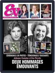 Échos Vedettes (Digital) Subscription November 1st, 2018 Issue