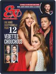 Échos Vedettes (Digital) Subscription January 4th, 2019 Issue