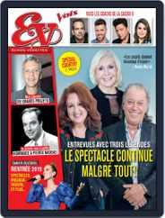Échos Vedettes (Digital) Subscription September 13th, 2019 Issue