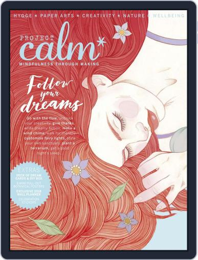 Project Calm (Digital) December 7th, 2017 Issue Cover