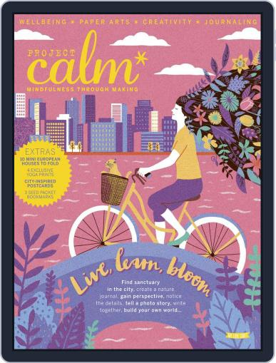 Project Calm (Digital) March 1st, 2018 Issue Cover