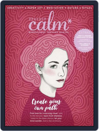 Project Calm (Digital) August 2nd, 2018 Issue Cover