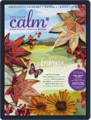 Project Calm (Digital) Subscription September 24th, 2018 Issue
