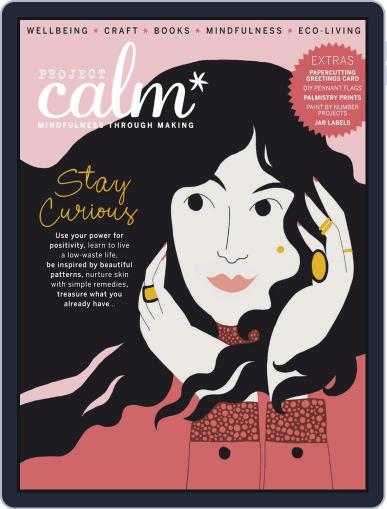 Project Calm (Digital) February 11th, 2019 Issue Cover