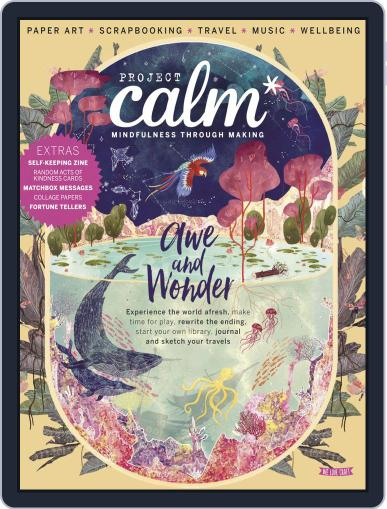 Project Calm (Digital) November 13th, 2019 Issue Cover