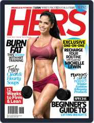 Muscle & Fitness Hers South Africa (Digital) Subscription July 1st, 2017 Issue