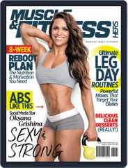 Muscle & Fitness Hers South Africa (Digital) Subscription March 1st, 2018 Issue