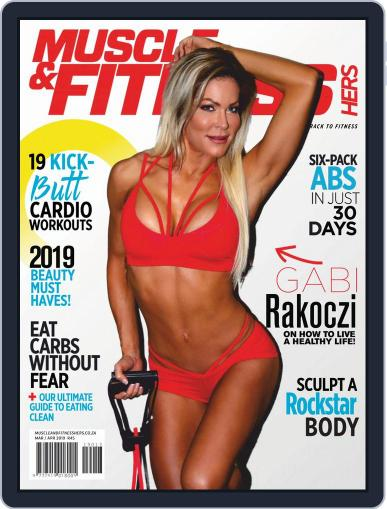 Muscle & Fitness Hers South Africa March 1st, 2019 Digital Back Issue Cover