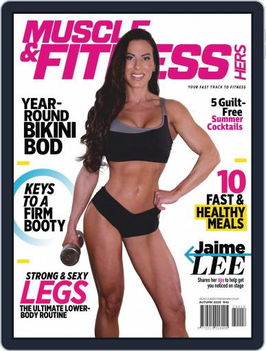 Muscle & Fitness Hers South Africa March 1st, 2020 Digital Back Issue Cover