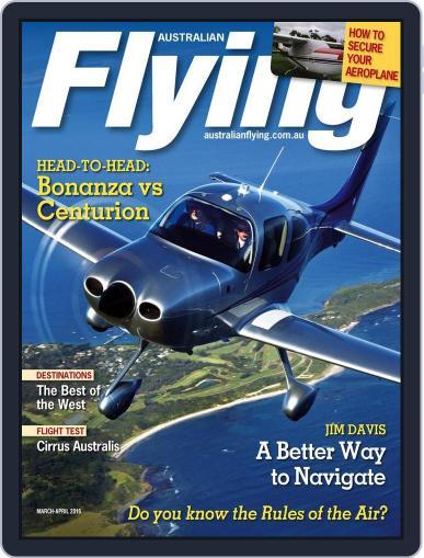 Australian Flying (Digital) February 11th, 2016 Issue Cover