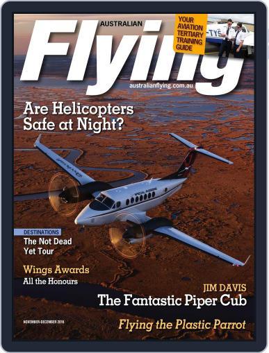 Australian Flying (Digital) November 1st, 2016 Issue Cover