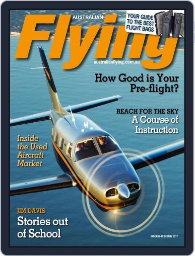 Australian Flying (Digital) January 1st, 2017 Issue Cover