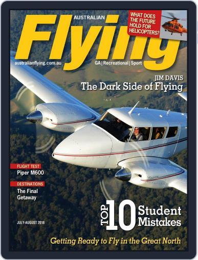 Australian Flying (Digital) July 1st, 2018 Issue Cover