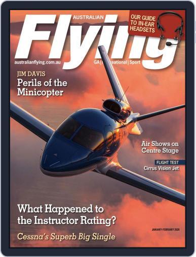 Australian Flying (Digital) January 1st, 2020 Issue Cover