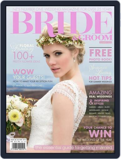 Bride & Groom (Digital) October 8th, 2015 Issue Cover