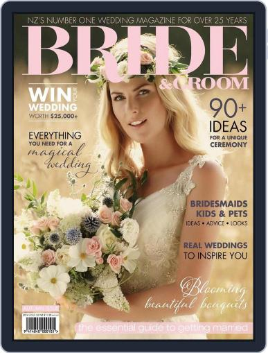 Bride & Groom (Digital) March 21st, 2016 Issue Cover