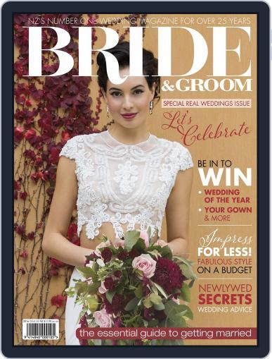 Bride & Groom (Digital) June 12th, 2016 Issue Cover