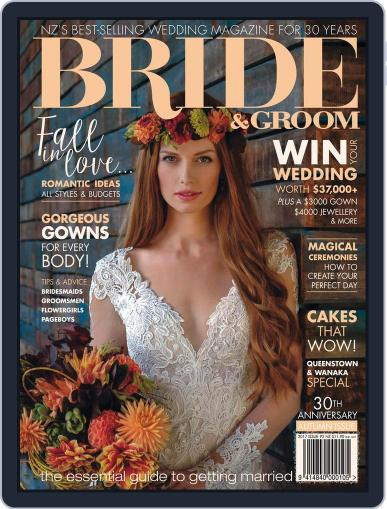 Bride & Groom (Digital) March 1st, 2017 Issue Cover