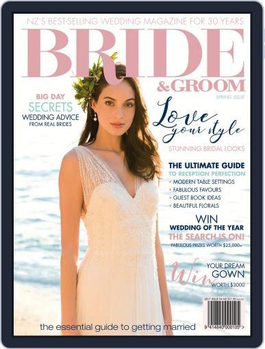 Bride & Groom (Digital) September 4th, 2017 Issue Cover