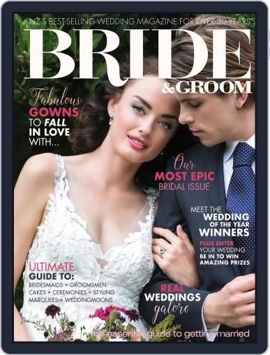 Bride & Groom (Digital) March 29th, 2018 Issue Cover