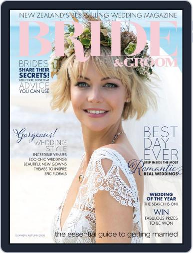 Bride & Groom (Digital) January 1st, 2020 Issue Cover