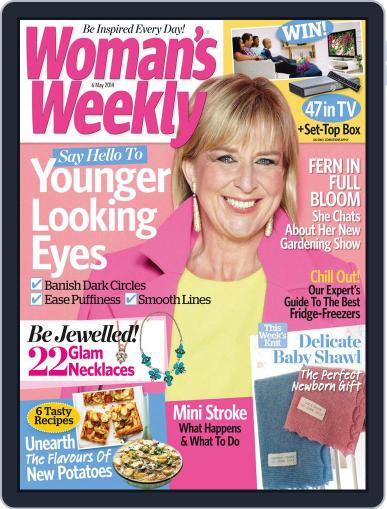 Woman's Weekly April 29th, 2014 Digital Back Issue Cover