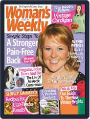 Woman's Weekly (Digital) Subscription October 14th, 2014 Issue