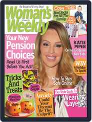 Woman's Weekly (Digital) Subscription October 21st, 2014 Issue