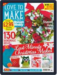 Woman's Weekly (Digital) Subscription December 3rd, 2014 Issue