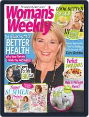 Woman's Weekly (Digital) Subscription August 14th, 2018 Issue