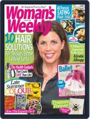 Woman's Weekly (Digital) Subscription August 21st, 2018 Issue