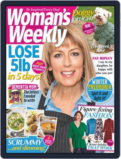 Woman's Weekly (Digital) January 22nd, 2019 Issue Cover